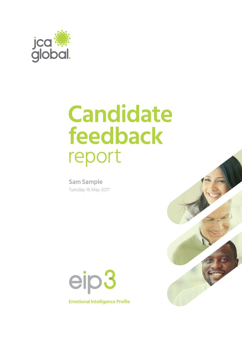 EIP3 Candidate Report
